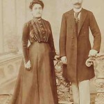 Kevork and Aznive Ispirian - 1883