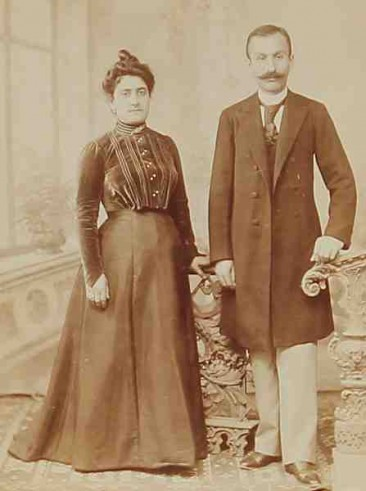 Kevork and Aznive Ispirian – 1883