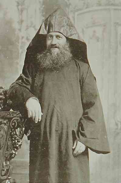 Malachie Derounian, archimandrite of Etchmiadzin – 1898