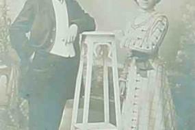 Mikael and Hayganouch Chekyan – 1905