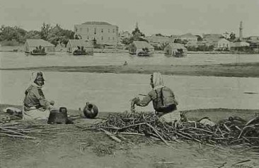 Mills on the Saros River – Adana 1898