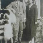 Mr and Mrs Adjarian - Addis Abeba 1927