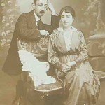 Mr and Mrs Seropian - 1919