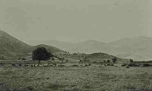 Plain of Kapan in the Taurus mountains