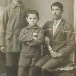Schoolboys - Jerusalem 1922