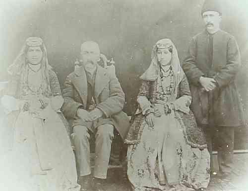 Teheran around 1880