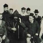 The patriarch of Jerusalem Torkom Kouchakian