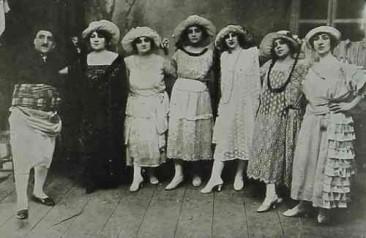Theatre troupe Nachit