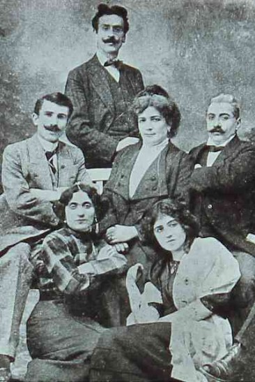 Theatre troupe of Constantinople