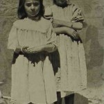 Young Armenian girls in 1906