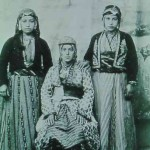 Young girls from Diyarbekir - 1903