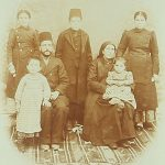 Armenian family - Sebastia 1895