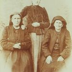 The family of the priest Der Mardiros in Sebastia