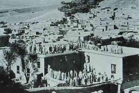 A district of Hussenig village