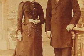 Armenian couple – Constantinople 1900