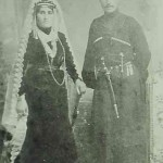 Armenian couple - Caucasus