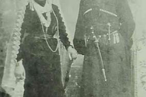 Armenian couple – Caucasus