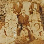 Armenian family - Constantinople 1923