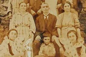 Armenian family – Constantinople 1923