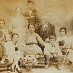 Armenian family - Samatia 1923