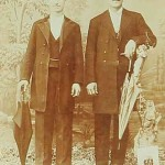 Armenian men - Sebastia 1909