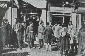 Armenian merchants – Garin