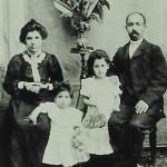 Armenian family - Tiflis 1900