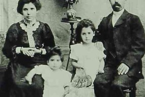 Armenian family – Tiflis 1900