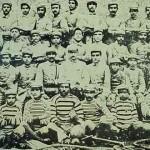 Armenian sportsmen - Aleppo 1923