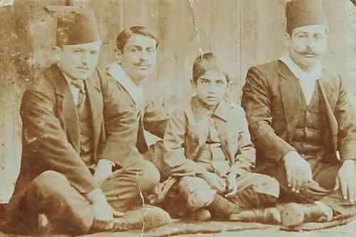 Armenians from Tomarza near Talas