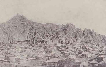 Shabin-Karahisar, hometown of Antranig