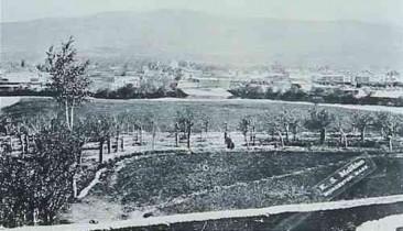City of Mezire near Kharpert