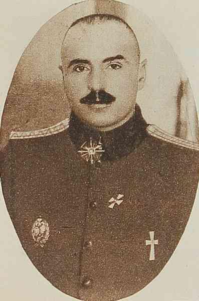 General Bagratouni in 1919