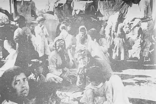 Refugees from Musa Dagh – 1915