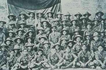 Armenian scouts – Smyrna