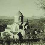 The Gelati Monastery in Georgia