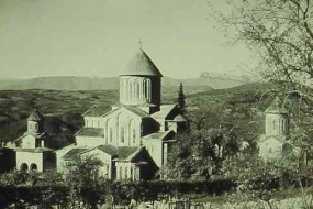 The Gelati Monastery in Georgia