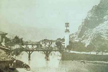 The Wooden Bridge of Amasia