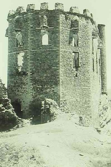 The castle of Hoshab