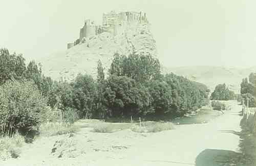 The castle of Hoshab in the province of Van