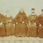 The religious leaders of the Cathedral - Sebastia 1910