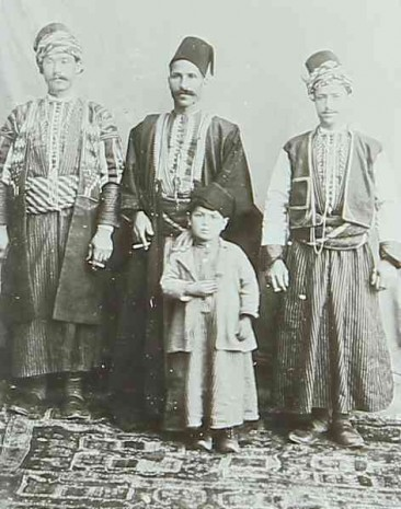 Traditional clothes