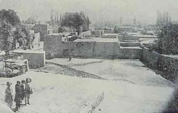 Village near Salmast