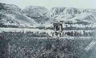 Hussenig village in Kharpert Province
