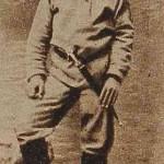Young Armenian volunteer in 1919
