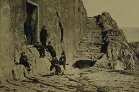 Armenian housing in the Van Fortress