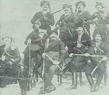 Armenian patriots – Kesaria