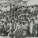 Armenian refugees - Aleksandretta 1916