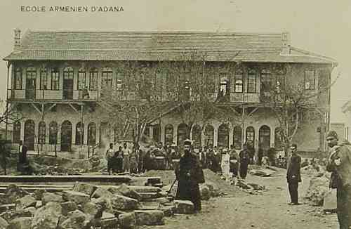 Armenian school – Adana