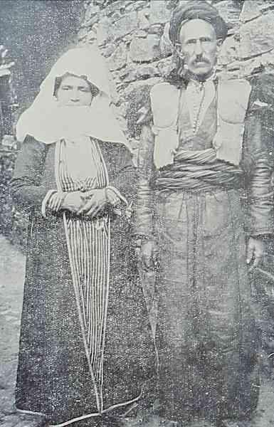 Armenian village chief